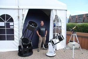jasper_planetarium_telescopes