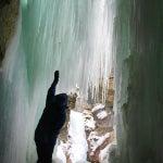 maligne canyon icewalk tour Jasper Alberta