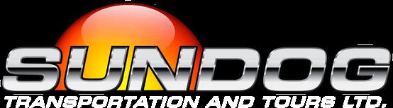 Sun Dog Tours Transportation and Tours Logo
