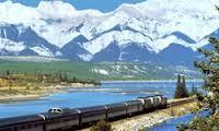 Jasper Train Tour-Dunster Station