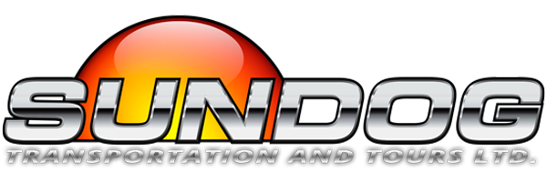 Sun Dog Tours Transportation and Tours Logo